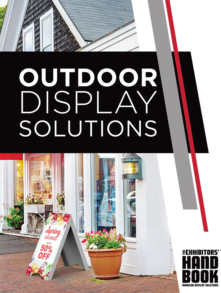 Exhibitors handbook modular displays solutions 2018